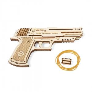 pistol Wolf Ugears, pistol mecanic Ugears